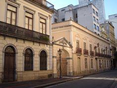Centro de São Paulo: Beco do Pinto ou Beco do Colégio. Fotografia: Moyarte - Mônica Yamagawa.
