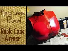 Honey Lemon Cosplay Tutorial - Ducktape & Foam Armor - YouTube Costume Tutorial, Cosplay Tutorial, Cosplay Diy, Diy Tutorial, Cosplay Ideas, Costume Ideas, Purim Costumes, Comic Con Costumes, Halloween Costumes