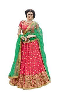 Shoppingover Indian Bollywood lehenga choli for women wed... https://www.amazon.com/dp/B06XRBX1R9/ref=cm_sw_r_pi_dp_x_523ZybZM0QZJG