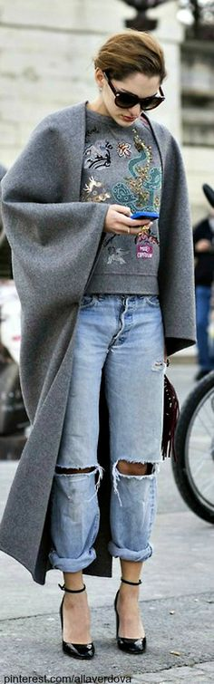 This outfit is possibly the only thing that has me excited for the cooler months! Just love it
