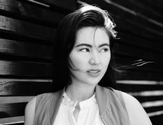 Jessica Henwick, soon to be seen in Star Wars - The Force Awakens