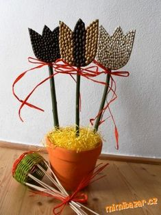 Tulipánová zahrádka