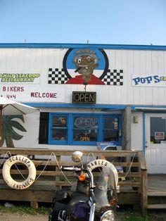 Pop's Raw Bar - Buxton, NC