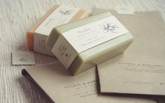 soap packaging by www.carlacascales.com