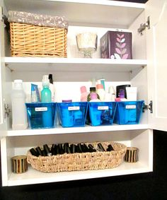 Medicine Cabinet Organization Bathroom Storage Organized