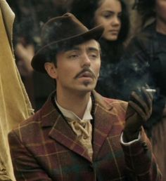 Fred Best - Ripper Street