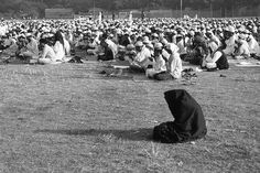 Muslim Woman in a Mans World