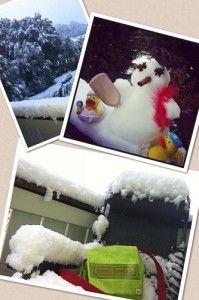 Am 10.10. muss es doch noch nicht so aussehen, oder? #Schnee in #Bayern