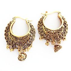 Retro Antique Tibet Silver Color Vine Hollow Filigree Vintage Earrings For Women Girls Wholesale 2015 NEW Arrival Jewelry-in Drop Earrings from Jewelry & Accessories on Aliexpress.com | Alibaba Group