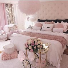 Bedroom Decorating Ideas – Creative bedroom decorating with an unusual bed adds interest to your room, helps personalize your home and create unique living space. A bedroom is a coziest place… Cute Bedroom Ideas, Girl Bedroom Designs, Room Ideas Bedroom, Awesome Bedrooms, Bed Designs, Girls Bedroom, Bedroom Inspiration, Bedroom Furniture, Ikea Bedroom