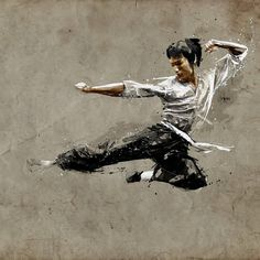 https://facebook.com/NewArtistExpo FB Art Share (34) '#BruceLee' #French #artist…