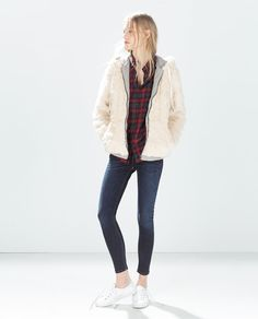 ZARA - WOMAN - OVERSIZED CARDIGAN