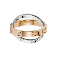 Aliança de casados Cartier