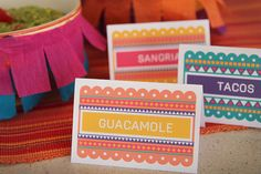 The ultimate Mexican party DIY printable decoration kit