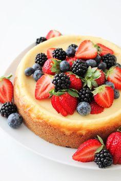 Pienet+herkkusuut:+Samettisen+pehmeä+New+York+Cheesecake