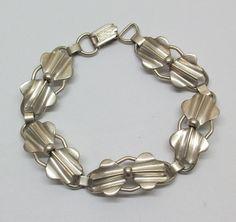 Silberarmband+60+Jahre+835+schlicht++SA117+von+Atelier+Regina++auf+DaWanda.com