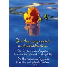 Der Herr segne dich - Vivat! christliche Bücher & Geschenke