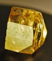 Magical Natural Golden Topaz Crystal with Premium Grade Color and Clarity | Arkadian Collection