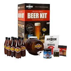 Mr. Beer Premium Edition Home Brewing Craft Beer Kit Mr. Beer