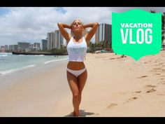 Vacation Vlog 1: Honolulu, Leg/Ab workout, healthy food on the go, & more!  #6pack #8pack #AbdominalExercise #abs #arms #beach #Biggest #BIKINI #blonde #Bodybuilding #booty #buffbunny #building #cardio #defined #exercise #exercises #fat #fit #fitness #Flex #gain #Gym #hamstring #hawaii #Health(Industry) #healthy #HIIT #honolulu #hotel #jessicearevalo #lean #lose #Losing #loss #model #muscle...