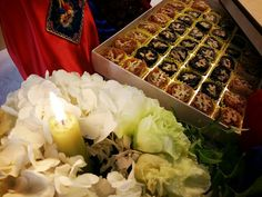Korea traditional wedding food 폐백