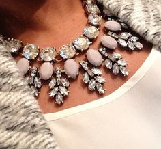 #bettyandbiddy #statementnecklaces #jewels #chunky #thingswelove