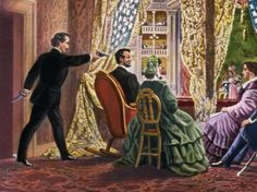 149 years ago today Abraham Lincoln died after being shot in Ford's theater the night before. Abraham Lincoln's Assassination - Facts & Summary - HISTORY.com
