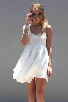 Summer dress #spring13 #fashion #style