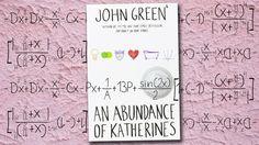 Reseña: An Abundance Of Katherines - John Green.