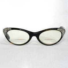 vintage eyeglass images | More Vintage Cat Eye Glasses Frames Added to Store | Dinahs Vintage ...