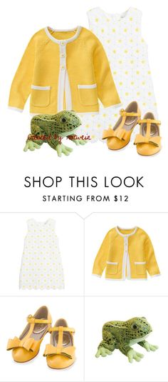 """Mini Daisy"" by rotwein ❤ liked on Polyvore featuring Dolce&Gabbana and Paul Frank"