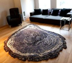 Image result for modern organic shaped rug