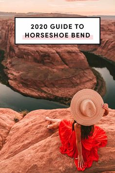 Travel guide to Horseshoe Bend by A Taste of Koko. With its incredible views and natural beauty, Horseshoe Bend, Arizona is a popular tourist attraction today. Nature lovers and adventurers come here annually to explore, take photos, and learn more about this part of the United States. Here are the 9 things you need to know before visiting Horseshoe Bend, Arizona! #horseshoebend #arizonatravel ##horseshoebendarizona Beautiful Places To Travel, Best Places To Travel, Vacation Places, Places To Go, Amazing Destinations, Holiday Destinations, Travel Pictures, Travel Photos, Lower Antelope Canyon