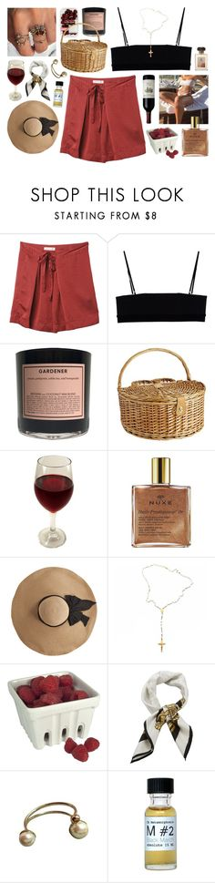 """i felt myself melting into the shadows like the negative of a person i'd never seen before in my life"" by ladykrystal ❤ liked on Polyvore featuring Isabel Marant, Alexander Wang, Boy Smells, Pier 1 Imports, Nuxe, Eugenia Kim, Child Of Wild, Givenchy and Carthusia"