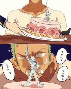 Zoro and Sanji One Piece Meme, One Piece Funny, One Piece Comic, One Piece Fanart, One Piece Pictures, One Piece Images, Fanarts Anime, Anime Characters, Sanji One Piece