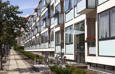 Bolvighus, Frederiksberg. Af Pålsson Arkitekter.