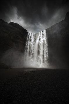 Photograph Skogafoss by Florent Criquet on 500px