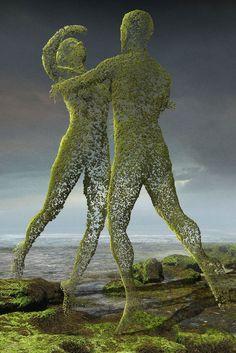Des illustrations controversées d'un artiste polonais révèlent le coté obscur de la société