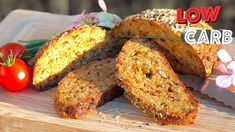 Onion Bread, Bagel, Paleo Recipes, Baked Goods, Yummy Food, Healthy Food, Low Carb, Gluten Free, Homemade