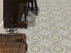 Vintage floortile  Revoir Paris Belda  Available now and to order direct at: | Eisinga & Brands - Webshop - Tegelzetbedrijf