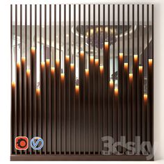 models: Other decorative objects - DECOR Wood Wall Design, Living Room Partition Design, Wall Panel Design, Room Partition Designs, Wall Decor Design, Wooden Wall Art, Ceiling Design, Office Interior Design, Home Interior