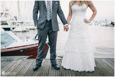 Wedding: Justin & Sarah // San Diego Yacht Club, San Diego, CA » Analisa Joy Photography // Bride & Groom
