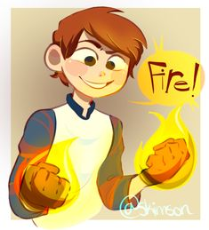 Character Drawing, Game Character, Character Design, Cartoon Fan, Cartoon Tv Shows, Fanart, Hollow Game, The Hallow, Fire Element