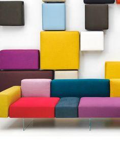 AIR | Sofa by Lago | #design Daniele Lago @lagofurniture