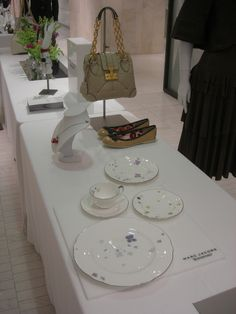 DISPLAY IS WHAT WE DO  (Aine Plunkett / Jenny Cassin )  Homewares / Accessories Display
