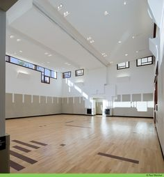 Oasis in Limestone and Brick: A community center grows in Brooklyn | by TOM VINCIGUERRA | SEPTEMBER-OCTOBER 2011| George Ranalli, Architect