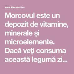 Morcovul este un depozit de vitamine, minerale și microelemente. Dacă veți consuma această legumă zilnic, atunci veți putea reduce nivelul de colesterol, veți preveni ateroscleroza, accidentul vascular cerebral și infarctul miocardic și veți întări imunitatea. Salatele cu morcovi sunt o mâncare excelentă pentru slăbit și recuperarea întregului organism. Iată 6 rețete de salate cu morcovi … More
