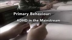 Teachers TV: ADHD in the Mainstream - Explore different behaviour management strategies with this video.