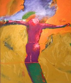 fritz scholder paintings - Google Search