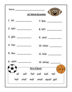Short Vowel (-ob): Word Family Tree | Projects to Try | Pinterest